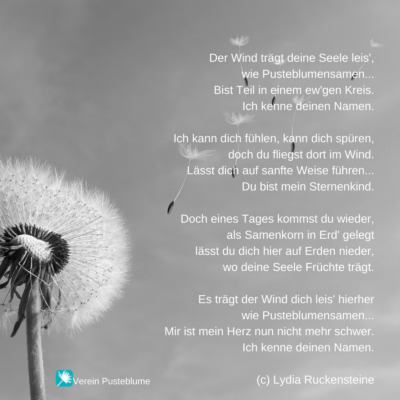 Read more about the article Du bist mein Sternenkind