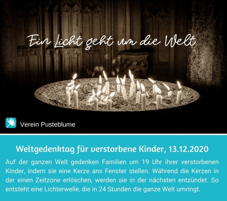 Read more about the article Worldwide Candle Lighting