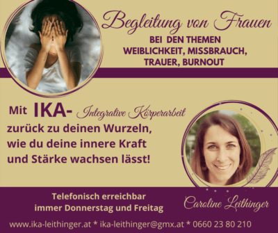 Read more about the article Integrative Körperarbeit