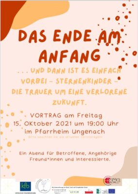 Read more about the article Einladung Vortrag